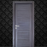 Italian Designer Door Dark