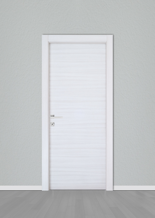Italian White Rosewood Door