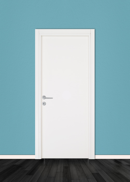 Italian Cheap White Door