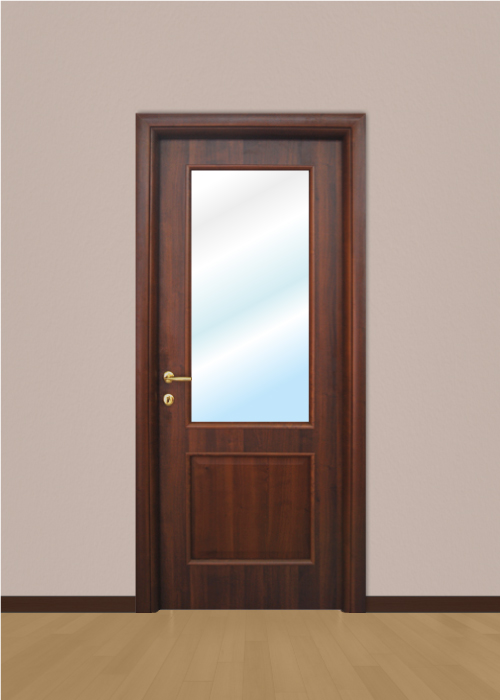 porta noce vetro