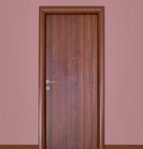 Italian Walnut Door