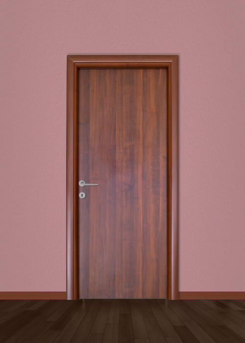 Italian Walnut Door