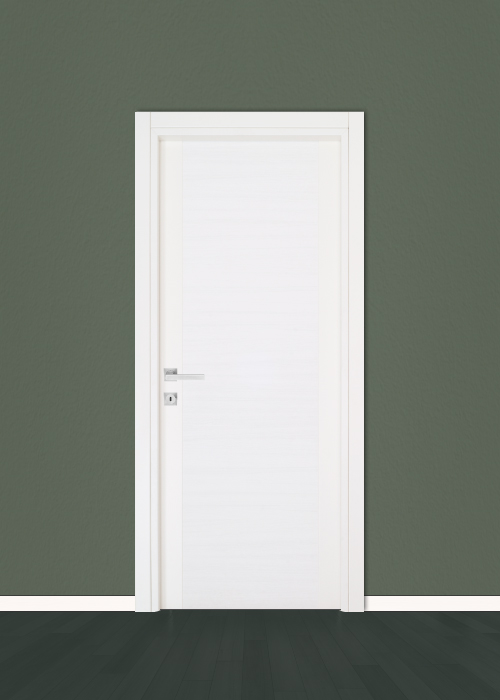 Italian White Door solid edge