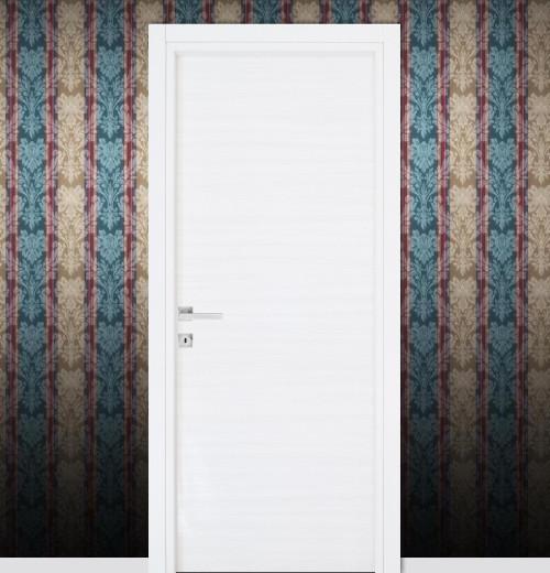 Italian White Door