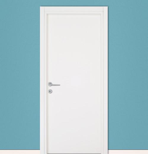 Italian Cheap White Door